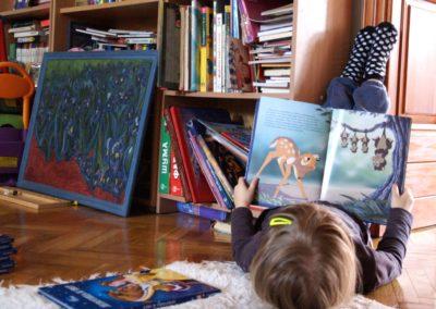 Lesing forbedrer sirkulasjon