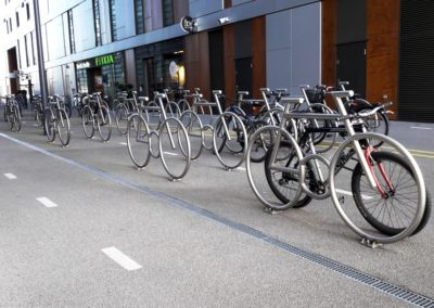 Parking za bicikle - Oslo